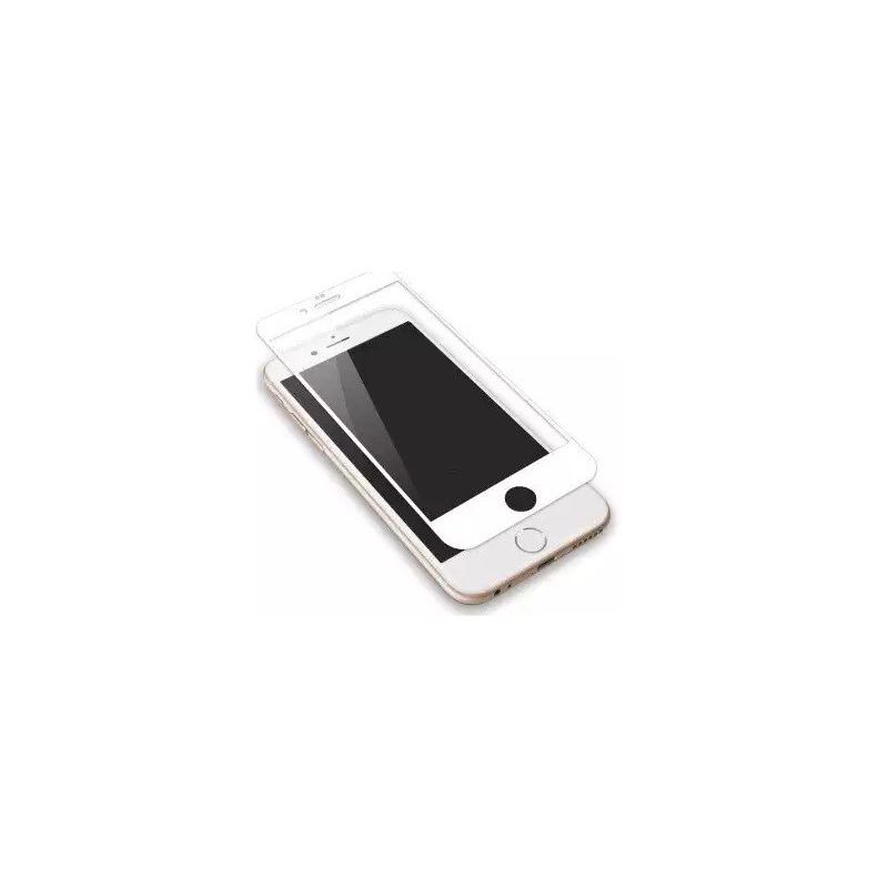 Ochranná vrstva z tvrzeného skla s barevnými okraji pro iPhone 6, 6S