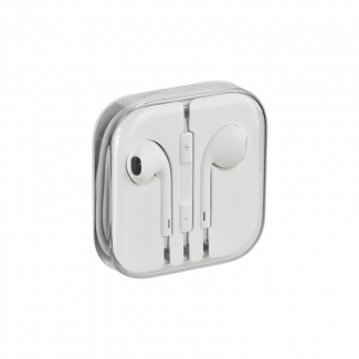 MD827ZM Sluchátka pro iPhone 3GS / 4 / 5 / 6 / 6 Plus - OEM
