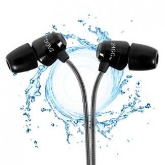 Voděodolná sluchátka ZAGG aquabuds