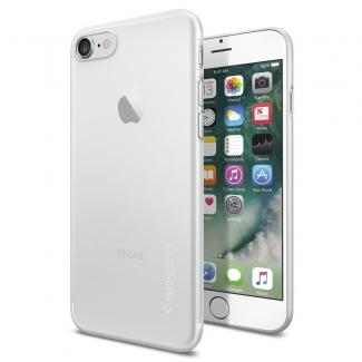 Pouzdro Spigen Air Skin Soft Clear iPhone 7 / 8