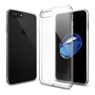 Pouzdro Spigen Liquid Crystal iPhone 8 Plus / 7 Plus