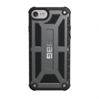 UAG Monarch Premium Line-Graphite obal pro iPhone 8 / 7 / 6S