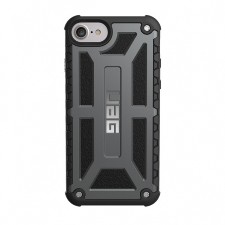 UAG Monarch Premium Line-Graphite obal pro iPhone 8 / 7 / 6S