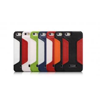ICARER kožený obal pro iPhone 5, 5S, SE RIP 518