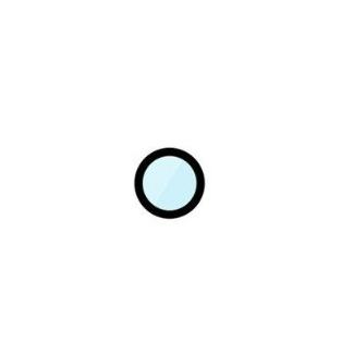 Sklíčko zadní kamery na iPhone 7 / 8