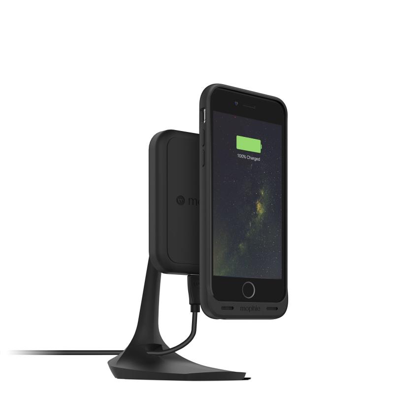Mophie Charge Force Desk Mount - magnetický nabíjecí držák na stůl