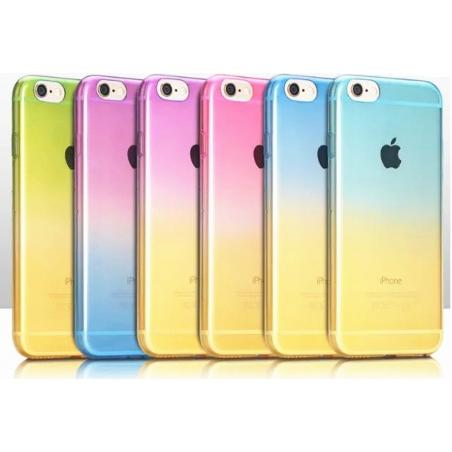 Tenké silikonové ochranné pouzdro pro iPhone 7 Plus