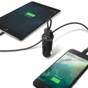 iOttie RapidVOLT Mini USB autonabíječka s lightning kabelem