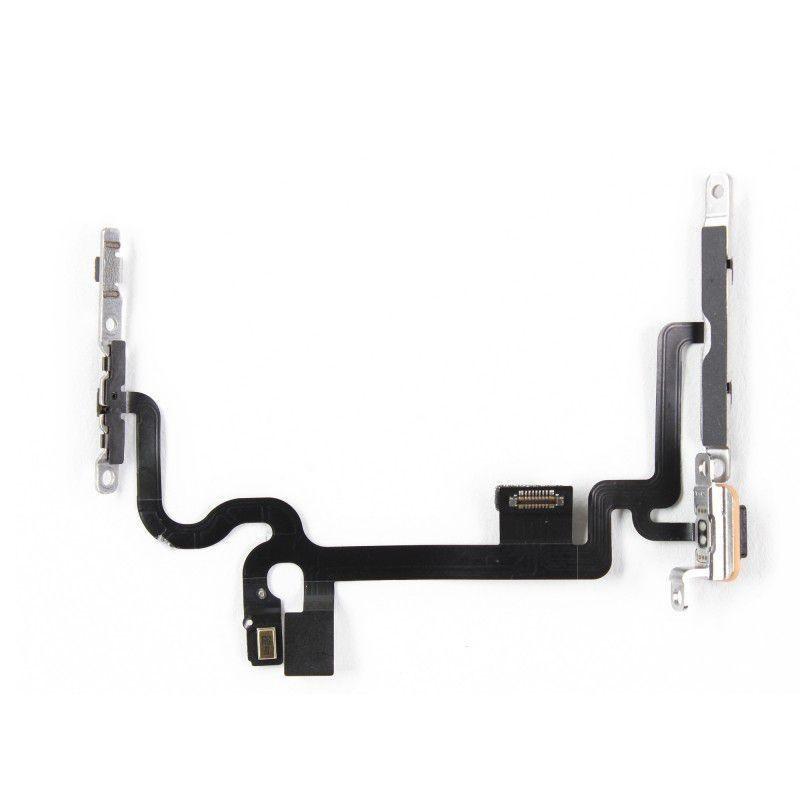 Flex kabel pro tlačítka hlasitosti, vypnutí a vibrační pro iPhone 7