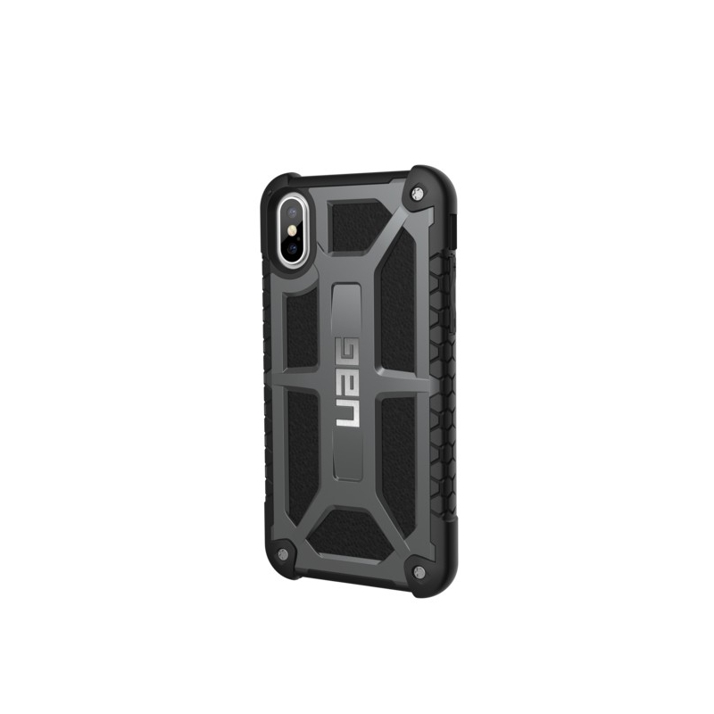 UAG Monarch Graphite obal pro iPhone X