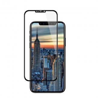 Ochranná vrstva z tvrzeného skla 3D Full Screen pro iPhone X / XS