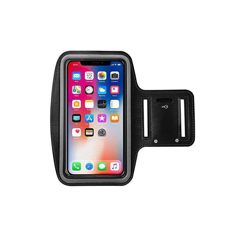 Sportovní pouzdro pro iPhone X - černé