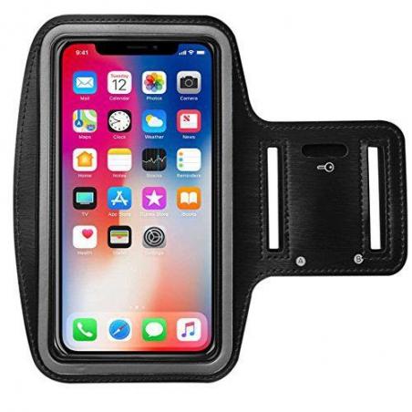 Sportovní pouzdro pro iPhone X / XS - černé