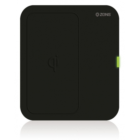 ZENS Single Wireless Charger Black