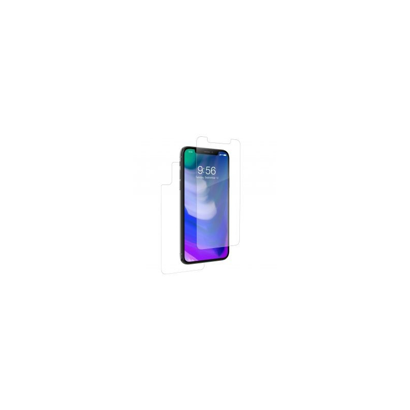 invisibleSHIELD HD Dry pro Apple iPhone X - celé tělo