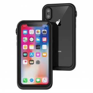 Catalyst Waterproof case pro Apple iPhone X - černý