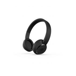 iFrogz Coda bluetooth sluchátka s mikrofonem - černé
