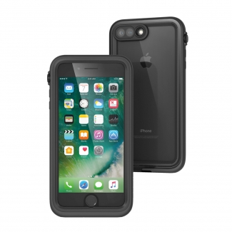 Catalyst Waterproof case pro Apple iPhone 8 Plus / 7 Plus - černý
