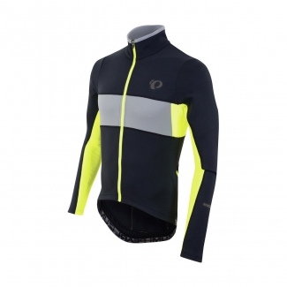 Dres Pearl IZUMI Elite Escape Thermal, černo - žlutý