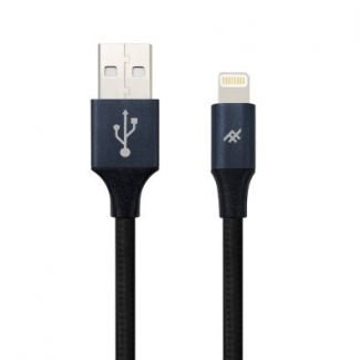 iFrogz UniqueSync Premium odolný lightning kabel pro iPhone - 1,5 m