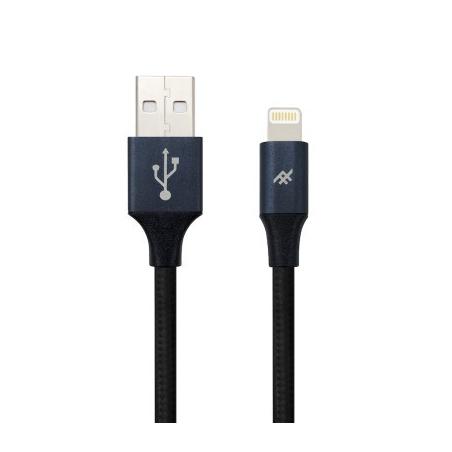 iFrogz UniqueSync Premium odolný lightning kabel pro iPhone - 3 m