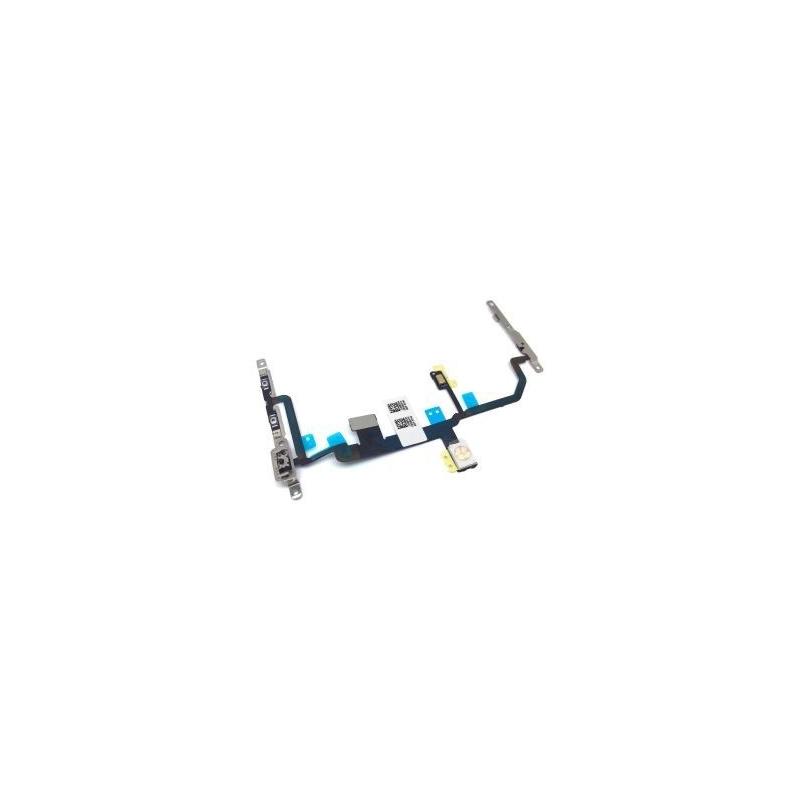 Flex kabel pro tlačítka hlasitosti, vypnutí a vibrační pro iPhone 8 Plus