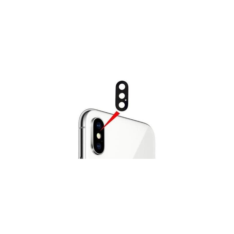 Sklíčko zadní kamery na iPhone X