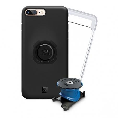 Quad Lock Bike Mount Kit držák a obal na kolo pro iPhone 7 Plus / 8 Plus