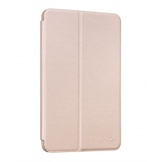 "iPad PRO 12,9 ""kožený obal HOCO Juice Series - zlatý"