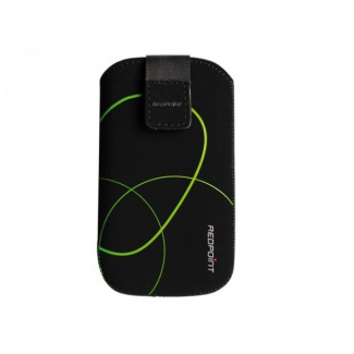 REDPOINT zasouvací pouzdro pro iPhone 4, 4S - Velvet RP-110