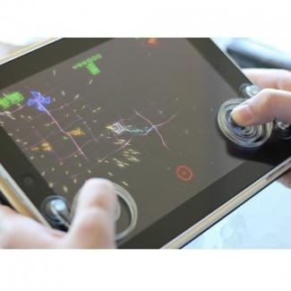 Joystick pro iPad