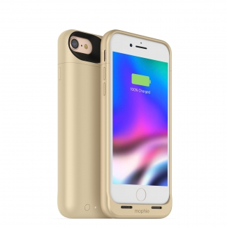 Mophie Power Case Juice Pack Air pro iPhone 8 / 7 - 2525mAh - zlatá