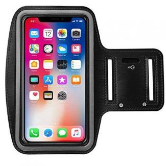 Sportovní pouzdro pro iPhone XR / XS Max - černé