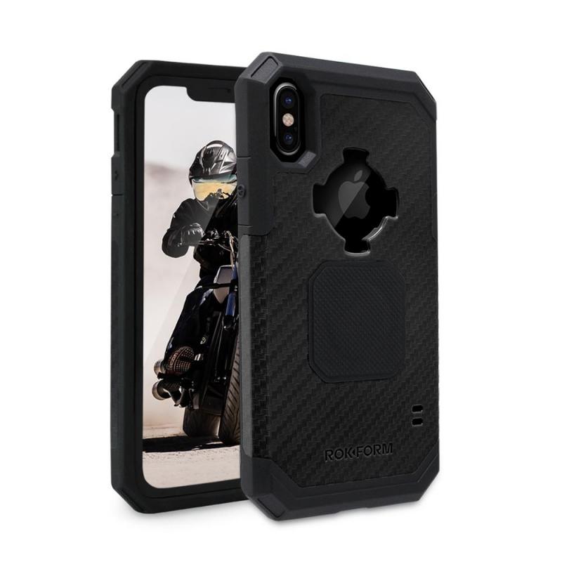 Rokform – pouzdro Rugged pro iPhone X/XS - černé