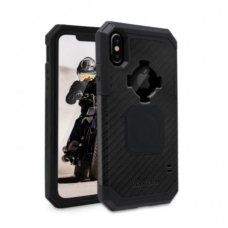 Rokform – pouzdro Rugged pro iPhone X / XS - černé