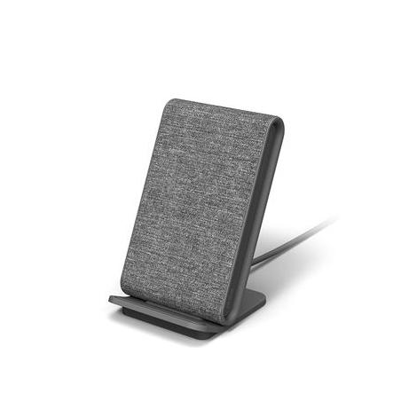 iOttie iON Wireless Stand Ash - stojan s bezdrátovým nabíjením, šedý