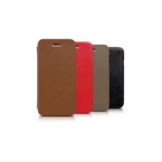 HOCO kožené pouzdro pro iPhone 6 Folder case - L055
