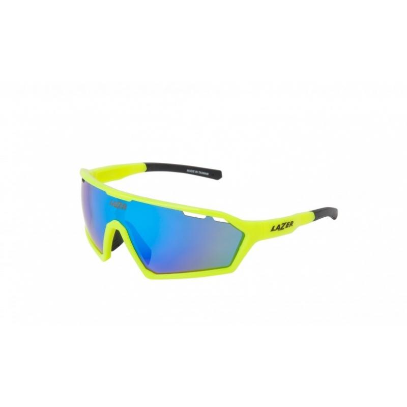 Brýle Lazer Walter reflexní žluté