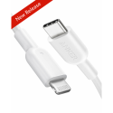 Anker kabel pro iPhone z USB-C na Lightning - 0,9 m