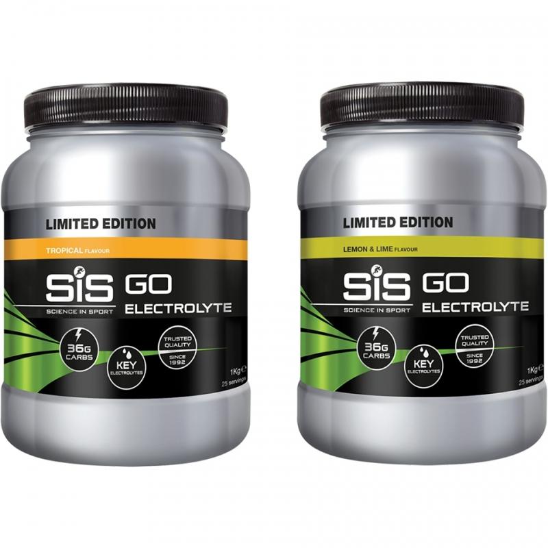 SiS GO Electrolyte 1kg - hydratační nápoj