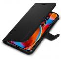 Pouzdro SPIGEN Wallet S iPhone 11 - černé