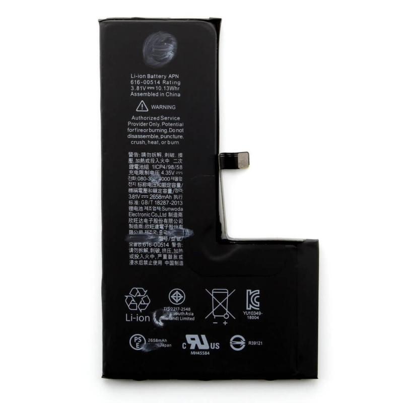 Baterie pro Apple iPhone XS, 2658 mAh