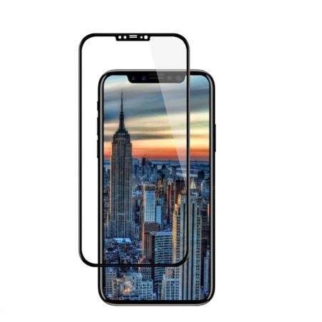 Ochranná vrstva z tvrzeného skla 3D Full Screen pro iPhone 11