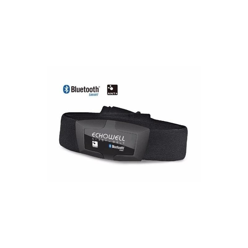 Hrudní pás ECHOWELL DMH30 ANT +, Bluetooth