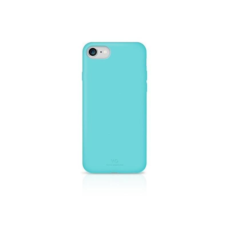 Pouzdro White Diamonds Athletica pro iPhone SE (2020) / 8 / 7, tyrkysové