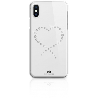Pouzdro White Diamonds Crystal pro iPhone XS / X