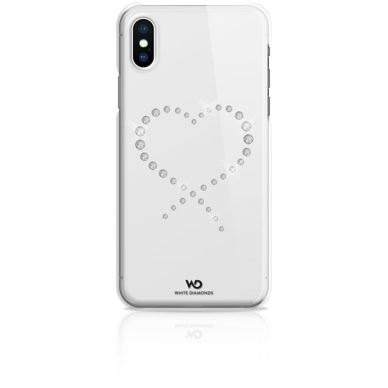 Pouzdro White Diamonds Crystal pro iPhone XS / X
