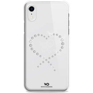 Pouzdro White Diamonds Crystal pro iPhone XR