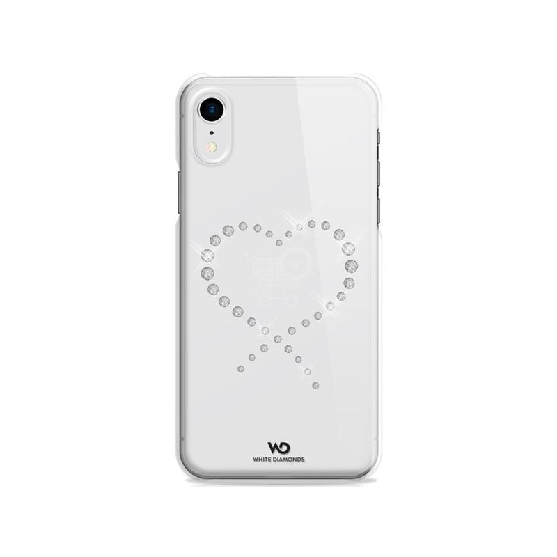Pouzdro White Diamonds Crystal pro iPhone XR