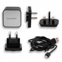 DigiPower Inteligentní 3,4 A nabíječka do zásuvky 2 zařízení + lightning kabel